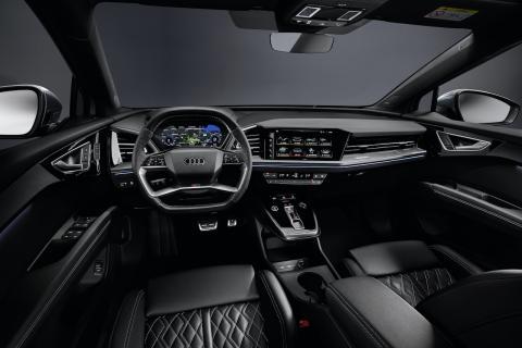 Audi Q4 e-tron en Q4 Sportback e-tron